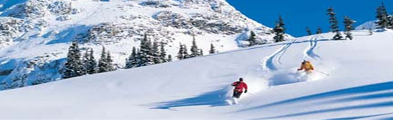 winter equipment rentals Utah