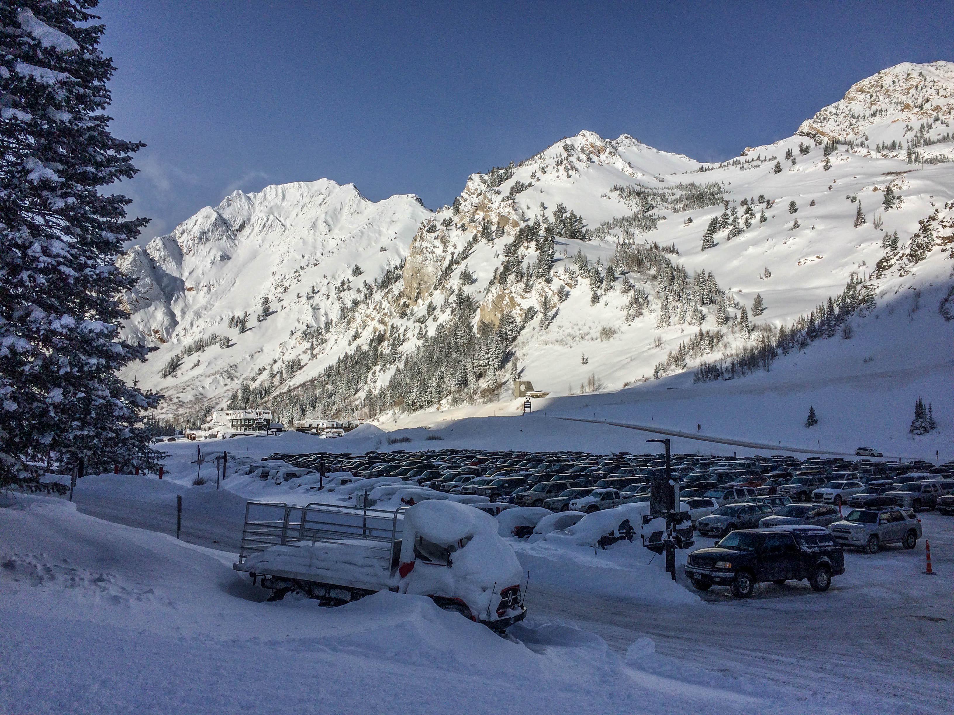 utah ski resort guide